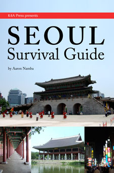 Seoul Survival Guide - Cover